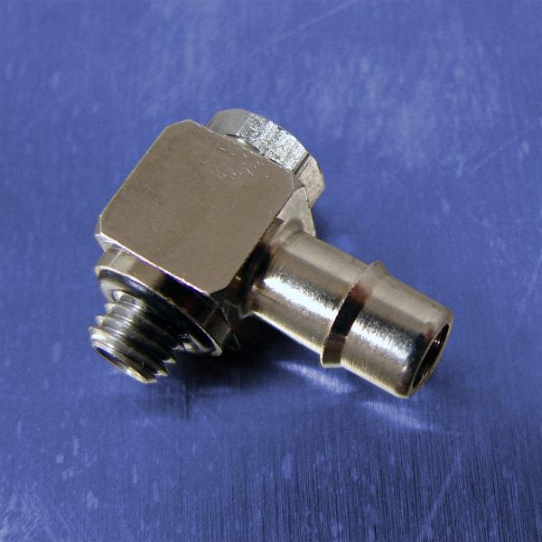 4-Way Vacuum Connectors 3//16 Ports