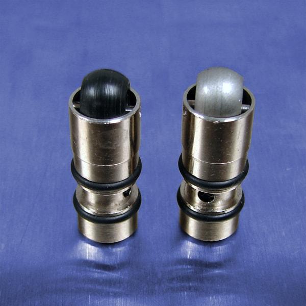 Ball way cartridge valves pneumadyne