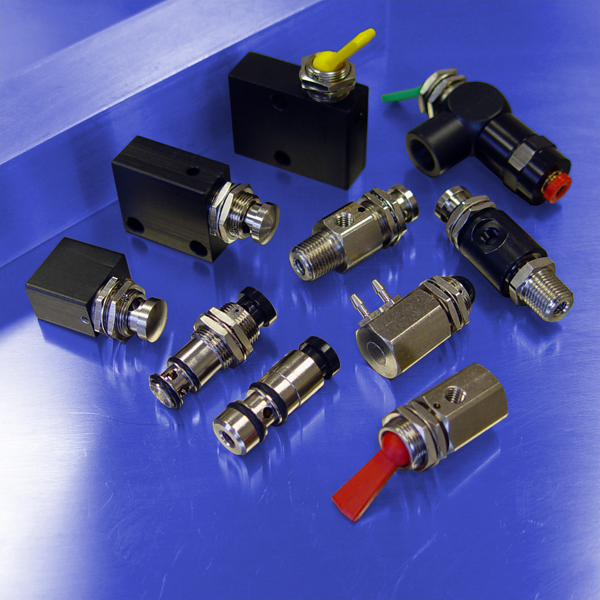 Pneumatic Valves Pneumatic Directional Air Control