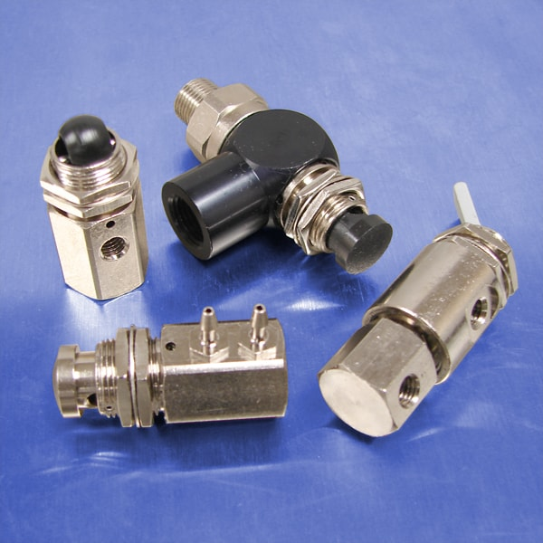 2-Way Normally Open Control Valves