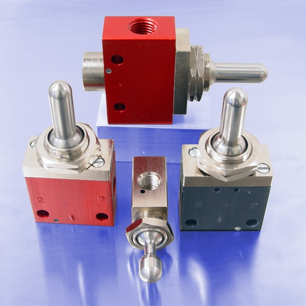 Pneumatic Valves Directional Air Control Valves Pneumadyne