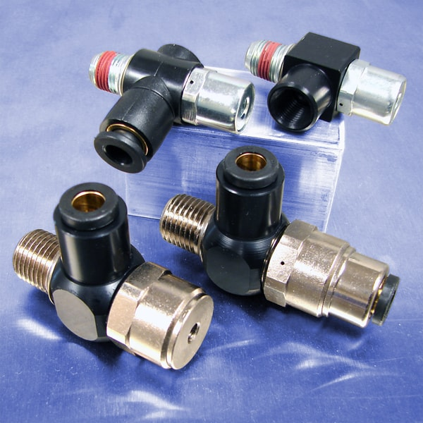 Rugged pilot operated check valves