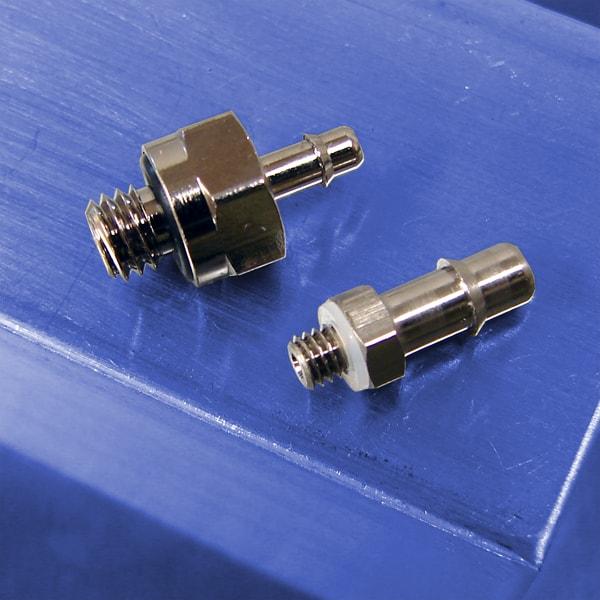 Metric fittings elbow tee adapters