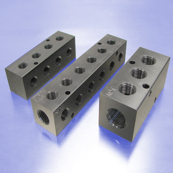Pneumatic manifolds miniature air valve