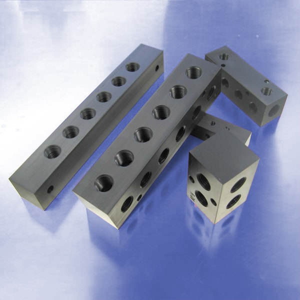 Pneumatic Manifolds Miniature Air Manifolds Valve