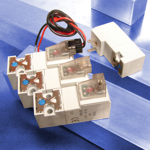 2-Way Normally Open Solenoid Valve