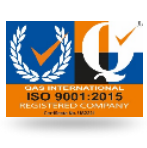 ISO 9001:2008 Registered Firm