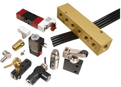 Pneumatic Control Systems   Pneumatic Components   Pneumadyne