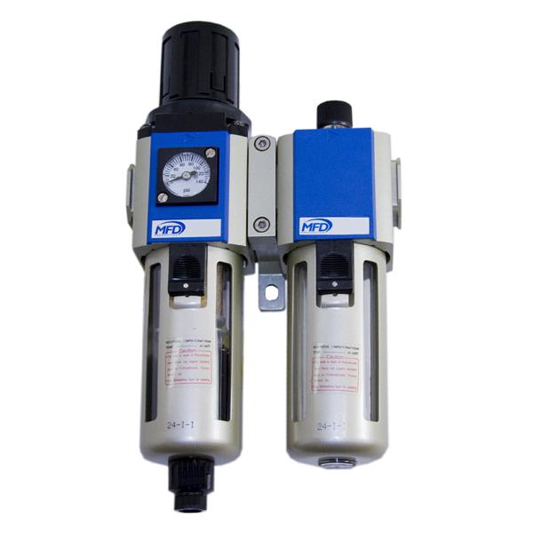 Pneumatic Filter Regulator Lubricator Frl Pneumadyne