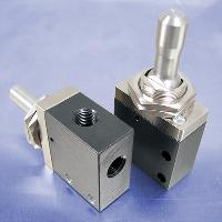 3-Way 2-Position Valves