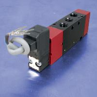 12-Volt DC Latching Solenoid Operated 4-Way Valves