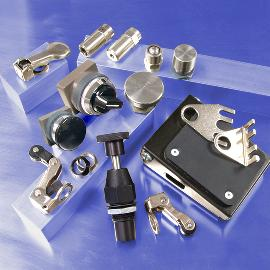 Accessories for pneumatic control systems