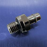 .170 Tube Id Barb Straight Connector (1/4-28 UNF)