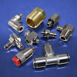 Pneumatic Fittings | Pneumatic System Fittings | Air Fittings | Mini Pneumatic Fittings