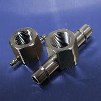 1/8 NPT (F) Thread to Barb Tee Fittings