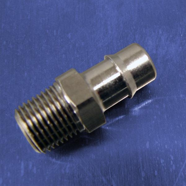 5/16 Tube Id Barb Straight Connectors (1/8 NPT)