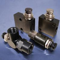 Push Button (1/8 NPT (F) Input, 2-Way Valves, Normally Closed)