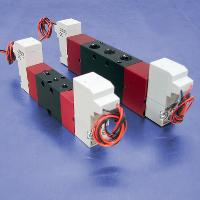 Flying Leads (24V DC 4-Way, Solenoid Operated Valves, Double Sol