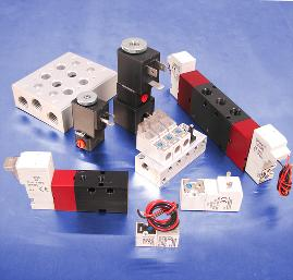 Pneumatic Solenoid Valves and Miniature Solenoid Valves