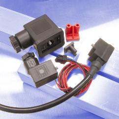 Solenoid Operated Valve Accessories