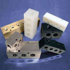 Pneumatic Manifolds | Miniature Air Manifolds | Valve Manifolds
