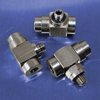 10-32 (F) Input Port (Quick Exhaust Valves)