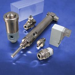 Quick exhaust & directional control valves