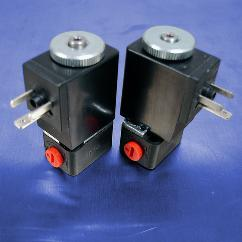 24V AC 3-Way Normally Closed Solenoid Valves