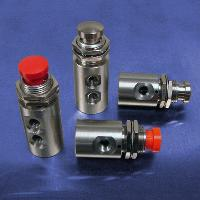 Push Button (Stainless Steel 3-Way Valves)