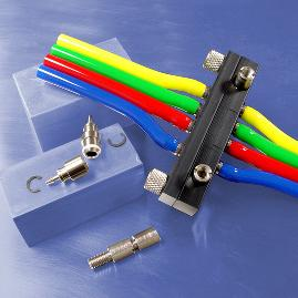 Ribbon Tube Connectors