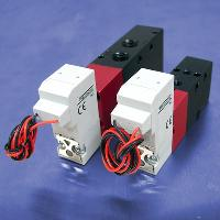 Flying Leads (110V AC 3-Way Valves)