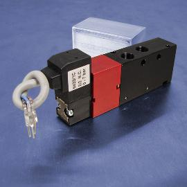 Latching Solenoid Operated 4-Way Valves