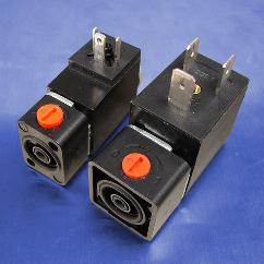 110-Volt AC | 2-Way Normally Closed Solenoid Valve