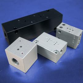 Solenoid Bases & Manifolds