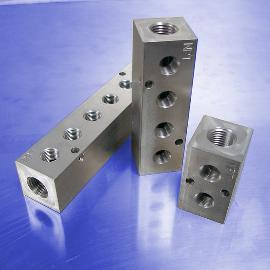 303 Stainless Steel Pneumatic Manifolds