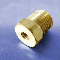 1/16 NPT Threads (Reducers)