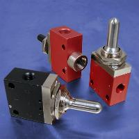 2-Way 3-Position Valves